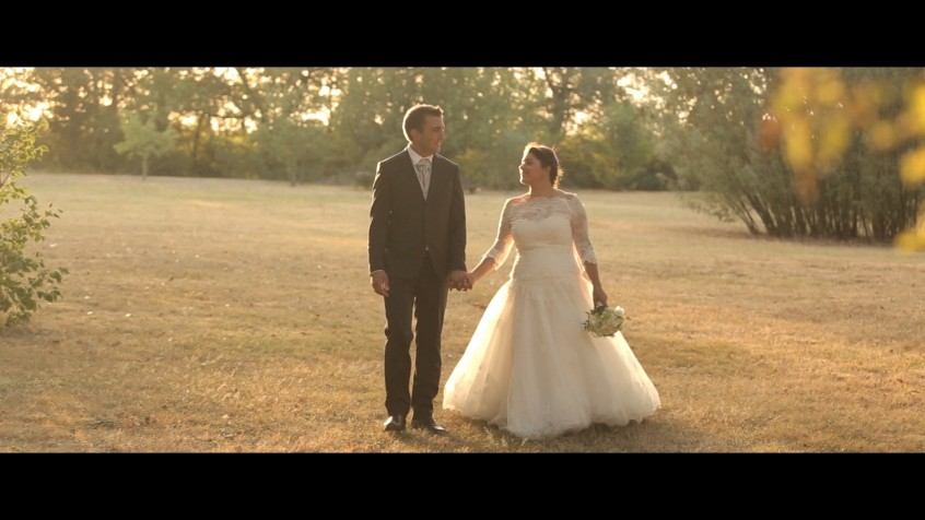 vido mariage toulouse sandrine cdric ym productions - Videaste Mariage Toulouse